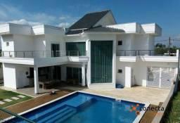 Casa 4 suítes à venda; 430m² - R$2.000.000 no Village Ipanema I (PERMUTA)