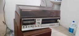Vitrola Sony antiga HP  279 D