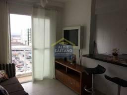 Apartamento à venda com 2 dormitórios em Ocian, Praia grande cod:NST414