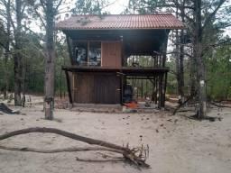 Linda casa de frente a Lagoa dos Patos Tavares RS