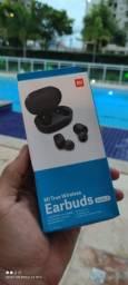 Fone de Ouvido Bluetooth Xiaomi Original Mi True Wireless Earbuds 2