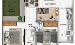 Apartamento com 2 dormitórios à venda, 42 m² por R$ 194.690 - Morada do Ouro - Cuiabá/MT
