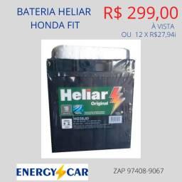 Bateria Heliar para Honda Fit