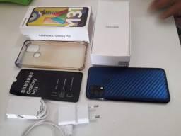 Samsung M31 128g  6ram top
