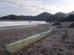 Canoa Oc1 Havaiana Oceânica - Ohana Canoas