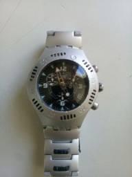 Relógio switch aluminium