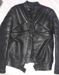 Vendo jaqueta 100% couro moto