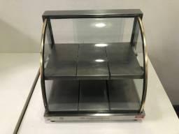 Estufa para salgados 220v