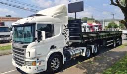 Scania P360 6x2  - Parcelo