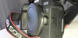 Câmera Canos EOS RP + Mount adapter EF Canon