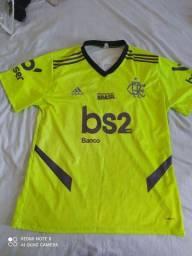 Camisa Flamengo Treino Adidas 19/20