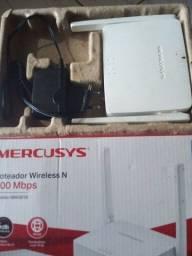 Vendo rotiador wifi novo