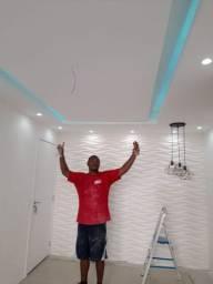 Eletricista Pedreiro Pintura Drywall Placas 3D