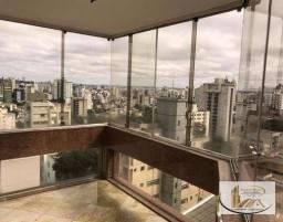 Apartamento com 4 dormitórios à venda, 143 m² por R$ 710.000 - Serra - Belo Horizonte/MG