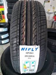 Pneu Novo 205/60 R15 Marca Hifly (Crossfox, Saveiro Cross, Sentra,...)