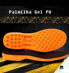 Palmilha gel PU
