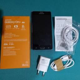 Samsung galaxy on7 - telefone celular smartphone