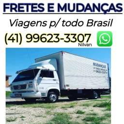 Fretes Mudanças todo Brasil99623.3307