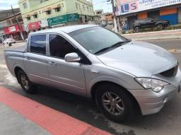 ssangyong actyon sports 2010 diseel