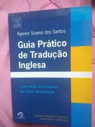 Livro Guia Prático de tradução inglesa