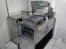2 máquinas de picolés