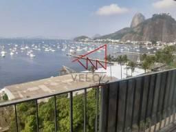 Apartamento à venda com 3 dormitórios em Botafogo, Rio de janeiro cod:LAAP31496