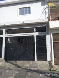 Casa com 4 dormitórios para alugar, 110 m² por R$ 1.400,00/mês - Guaianazes - São Paulo/SP