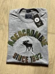 Camisas Abercrombie  65,00