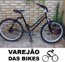 Bicicleta Caloi Aro 26 Original e Customizada Raridade!!