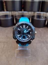 Casio G-Shock, 100% a prova d'água, 100% funcional