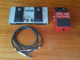 Boss rc3 loop e footswitch FS-6