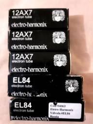 Válvulas russas Electro-Harmonix