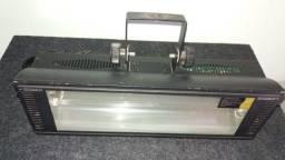 Stroboscópio acme dmx 512 -  1500 w . vendo ou troco .