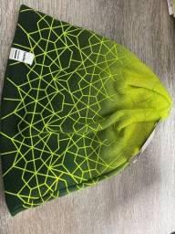 gorro touca neve ski verde spider adulto wedze