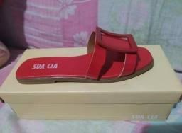 Sapato e rasteirinha
