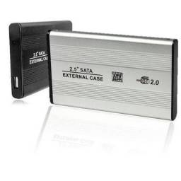 R$ 49 Case Hd Externo Hdd 2.5 Ssd Usb 2.0