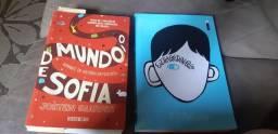 Livros Paradidáticos O mundo de Sofia / Extraordinário