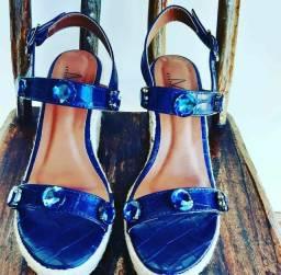 Sapatos de fabricação própria