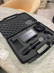 Microfone shure sm58 wireless