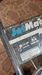 Lava jato a gasolina Profissional 3.600libras 14 hp 4t JetMaq