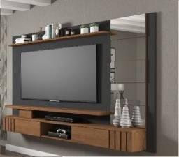 Título do anúncio: Estante de parede para TV até 65 polegadas   Produto NOVO