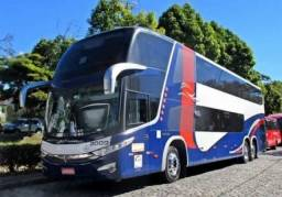 Ônibus Turismo Seminovo Marcopolo Paradiso 1800 Dd G7 Leito