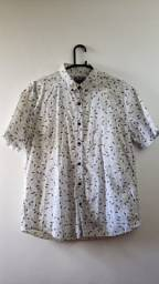 Camisa botão