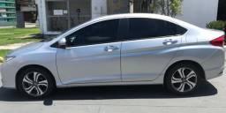 Honda City 1.5 EXL Automático. IPVA 2021 pago