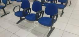 Vendo jogo de cadeiras com 3