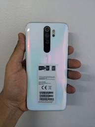 Lacrado - Xiaomi Redmi Note 8 PRO - 128GB ou 64GB Rom / 6GB Ram - Versão Global + Capinha