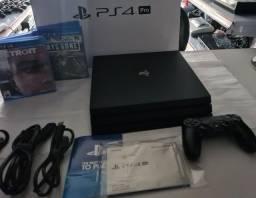 Playstation 4 pro top 4k com garantia