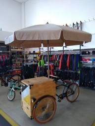 Triciclo para empreendedor abulante