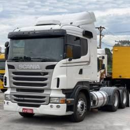 Scania R420 - 2011/11 - 6x2 (ATP 6007)