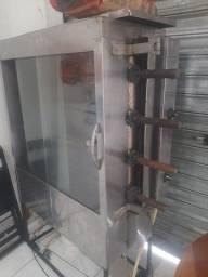 Máquina de frango 5 espeto
